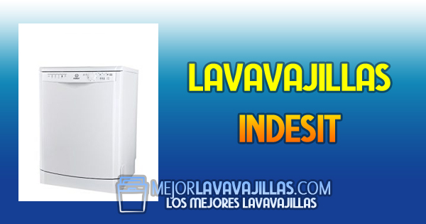 Lavavajillas Indesit