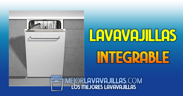 Lavavajillas Integrable